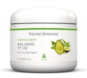 Бальзам с маслом чайного дерева от NSP (Relaxing TToil). Опыт применения