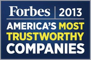 Журнал Forbes назвал Natures Sunshine одной из наиболее надежных компаний Америки