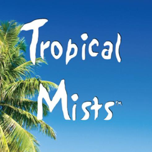 Информация о линейке Tropical Mists