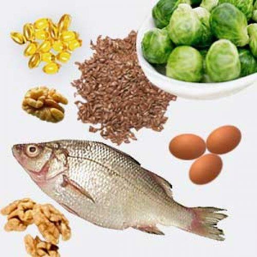 Жирные кислоты незаменимы для здоровья