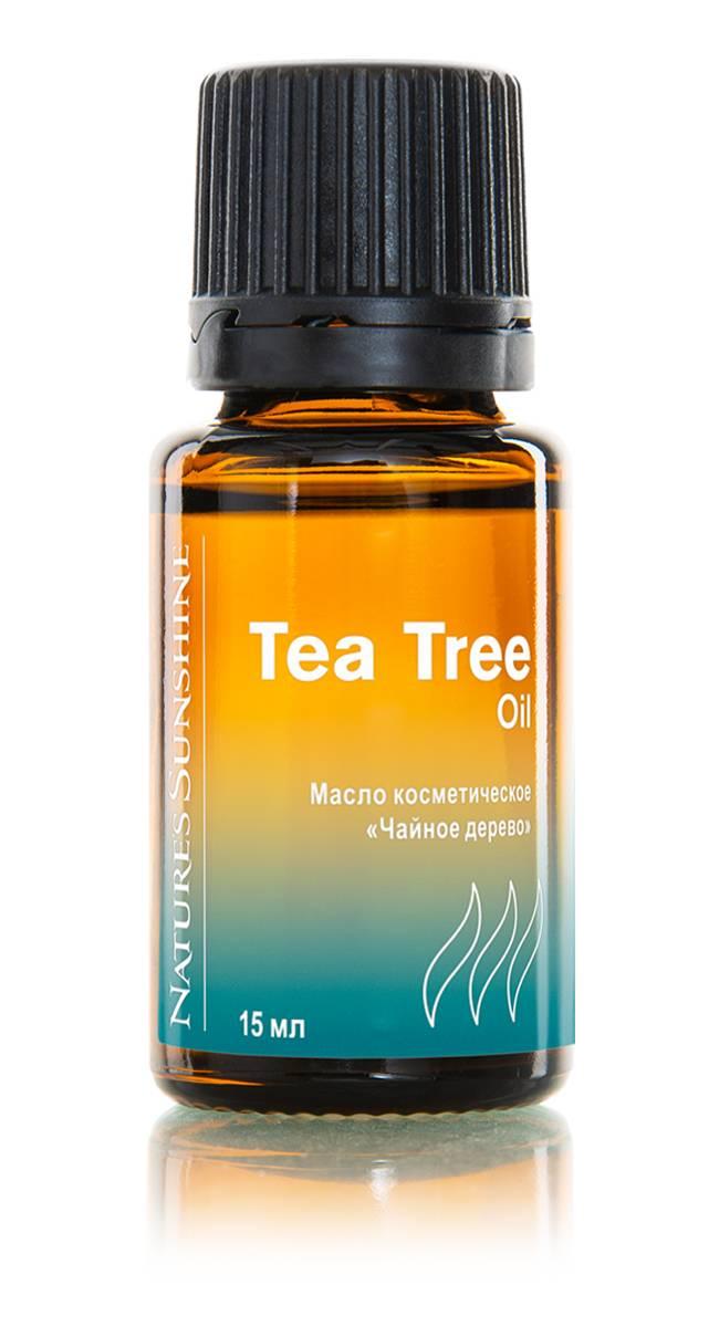 Маслo косметическое Чайное дерево
