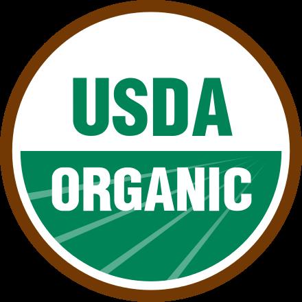 Natures Sunshine обладатель Organic Certificate