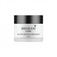 Day Anti-age Face Cream SPF 15, антивозрастной крем, bremani care new, линейка bremani care, bremani италия